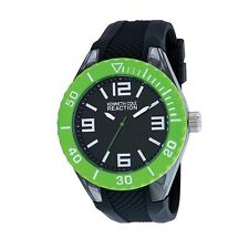 Kenneth Cole REACTION Unisex RK1339 Street Collection Analog Display Japanese Qu