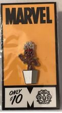 New Sealed Baby Groot Marvel Mondo Enamel Collectible Lapel Pin by Tom Whalen