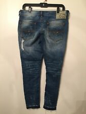 Affliction Womens Jeans Raquel Size 29 New With Tags Black Premium