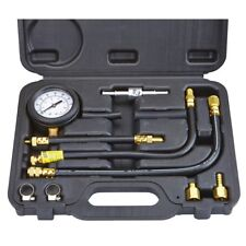 PITTSBURGH FUEL INJECTION PUMP TESTER GAUGE 0 TO 100 PSI PRESSURE LINE FITTING