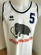maillot de basket ball vintage  taille xL  marque ERREA n°5