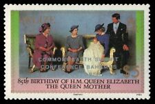 "BELIZE 774 (SG855) - Commonwealth Summit ""Royal Family"" (pa15799)"