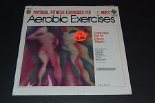 Physical Fitness Exercises For All Ages~Exercises Set To Disco~SEALED~FAST SHIP