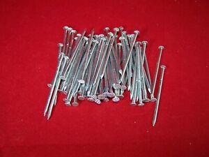 Drahtstifte Senkkopf Nägel Stahlnägel Stahl verzinkt von 1,2 bis 4,6 mm DIN 1151