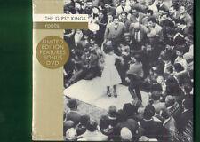 GIPSY KINGS - ROOTS LIMITED EDITION BONUS DVD CD  NUOVO SIGILLATO