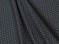 Cosmo AP1310-11 Indigo Sterne Baumwoll Stoff • 0,5m