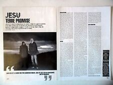 COUPURE DE PRESSE-CLIPPING :  JESU [2pages] 04/2005 Justin Broadrick,Hymns