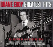 DUANE EDDY - GREATEST HITS (NEW SEALED 2CD)