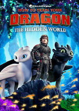 How To Train Your Dragon: Hidden World 1913 (DVD, 2019) PRE-ORDER SHIPS 5/21