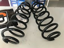 AUDI A4 B6 B7 2001 - 2008 REAR COIL SPRINGS **BRAND NEW PAIR OE SPEC**