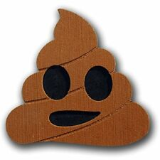 NEW ToeJamR  Snowboard Stomp Pad  POO Emoji  Brown FREE SHIPPING