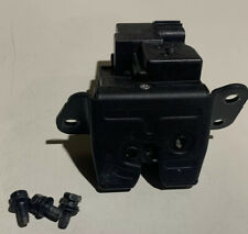 Kia Soul 2010 Rear Trunk Lid Lock Actuator Tail Gate Latch