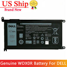 Oem Original Dell Inspiron 7579 5578 5565 5368 42Wh Laptop Battery Cymgm Wdx0R