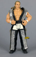 Shawn Michaels WWE Jakks Ruthless Aggression Wrestling Figure + Custom Gear