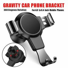 Quick Release Gravity Phone Holder Car Air Vent Smartphone Stand Mount Grip