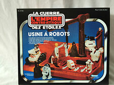 Ersatz Vintage Star Wars ESB Kenner Kanada Droid Factory Box