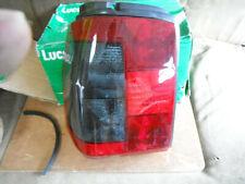 FIAT TIPO REAR LIGHT NEARSIDE L/HS 1989-1993 LUCAS LPB463