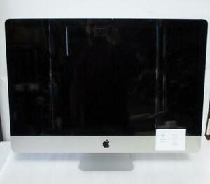 "Apple iMac A1312 27"" Core i5-760 2.80GHz 16GB 1TB HDD DVD ROM AiO"