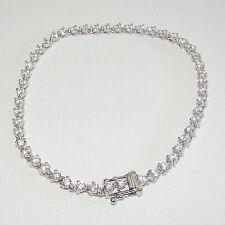 Armband Silber 925 Tennisarmband Sterlingsilber Zirkonias Silberarmband