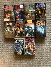 Star Wars science fiction / fantasy book lot