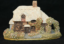 Lilliput Lane - Spring Bank Cottage - Handmade in Great Britain - VGC