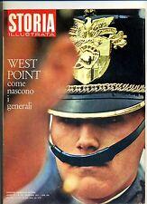 STORIA ILLUSTRATA#FEBBRAIO 1971 N.159#COME NASCONO I GENERALI#Mondadori