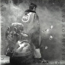 THE WHO QUADROPHENIA NEW SEALED 180g VINYL 2LP & MP3 REISSUE IN STOCK