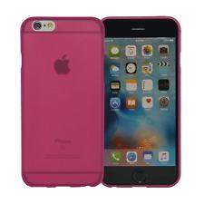 Spada Case Cover Schutz Hülle Softcase Ultra Slim für Apple iPhone 6 pink
