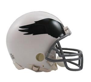 PHILADELPHIA EAGLES NFL Riddell VSR-4 ProLine THROWBACK Mini Football Helmet