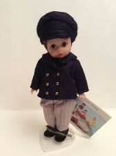 "Madame Alexander Laurie Little Men Doll 8"""