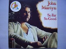 Vinyle---John MARTYN : so far so good (LP 1977)