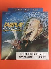 Cortland FairPlay Level L6F Floating Fly Line 25Yards FREE SHIPPING