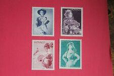 MONACO Timbres neuf** sans trace de charnière série femme 1994 N° 1919 au 1922