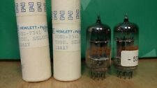 Perfectly Matched Pair of RCA for HP 12AX7A ECC83 NOS NIB Vacuum Tubes