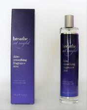 Bath and & Body Works BREATHE AT NIGHT Fragrance Mist Spray 3.3 fl. oz. RARE HTF