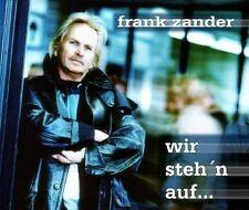 Frank Zander Wir steh'n auf (2003) [Maxi-CD]