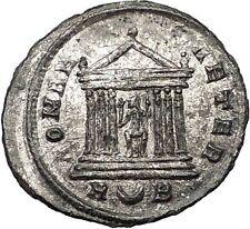 PROBUS 280AD Authentic Rare Ancient Roman Coin Temple of Roma or Venus  i55474