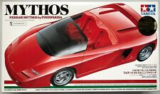 Tamiya 24104 Ferrari Mythos por PININFARINA 1/24 Kit de modelismo NUEVO, EN CAJA