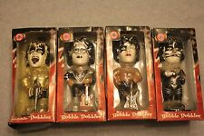 KISS Bobbing Head Collection Set Of 4 Bobbing Head Doll Action Figures Colle