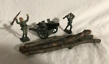 Elastolin Lineol German Composition Soldiers 1930's Germany Rare Pieces