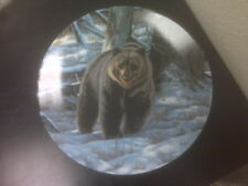 The Grizzly Bear Plate