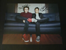 "A Great Big World In Person Hand Signed ""Say Something"" 10x8 Photograph W/COA #2"