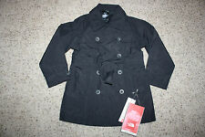 North Face Kids Girls Maya Jacket Waterproof NWT Size XXS 5 TNF Black $130