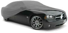 Housse bache de protection voiture PVC interieure tissé taille XL 524x191x122 cm
