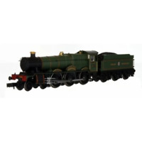 Dapol 2S-010-007D N Gauge GWR Green 4970 Sketty Hall DCC FITTED