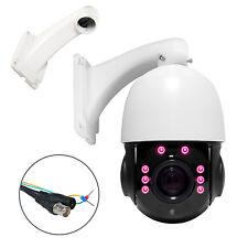 1200TVL Sony CMOS 30X Zoom PTZ IR-Cut Vision Nocturne Dome Sécurité Caméra CCTV