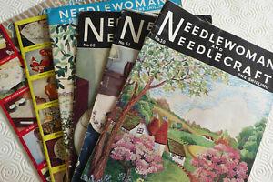7  copies Needlewoman and Needlecraft