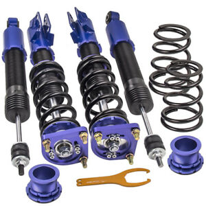 New Coilovers Kits for Ford Mustang 4th 94-04 Adjustable Height Shock Absorbers