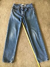 Men's LEVIS 550 Jeans 31x34 Relaxed Fit