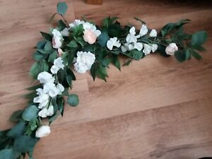 Wedding artificial fowers decoration
